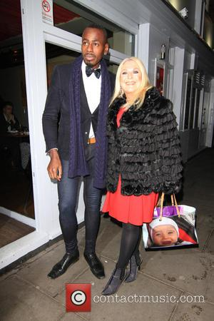 Vanessa Feltz and Ben Ofoedu - Shots of a a variety of stars as they attended a private dinner which...