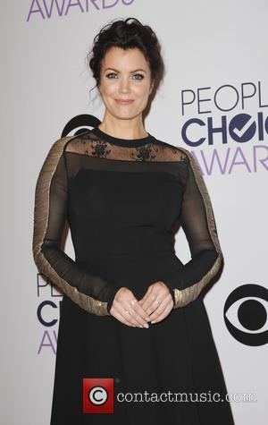 Bellamy Young - The  Annual Peoples Choice Awards saw a variety of stars attend and snapped as they took...