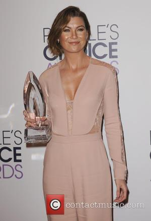 Ellen Pompeo - The  Annual Peoples Choice Awards saw a variety of stars attend and snapped as they took...
