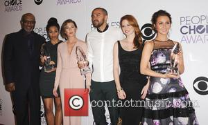 Sarah Drew, Kelly McCreary, Ellen Pompeo and CamIlla Luddington - The  Annual Peoples Choice Awards saw a variety of...