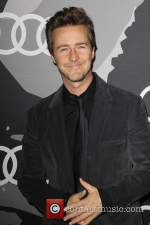 Edward Norton - Shots of a host of stars as they attended the Golden Globes Week 2015 in association with...