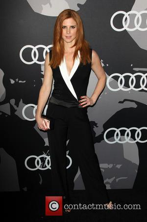Sarah Rafferty - Shots of a host of stars as they attended the Golden Globes Week 2015 in association with...