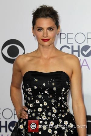 Stana Katic - A variety of stars were photographed as they took to the red carpet for the 41st Annual...