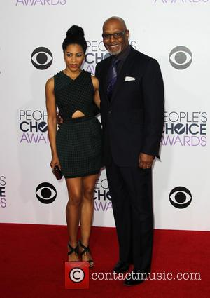 Kelly McCreary and James Pickens Jr. - A variety of stars were photographed as they took to the red carpet...