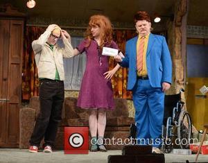 Brian Gleeson, Domhnall Gleeson and Brendan Gleeson