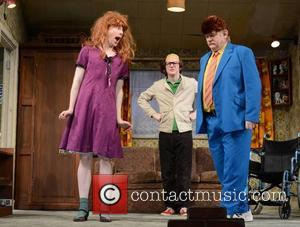 Domhnall Gleeson, Brian Gleeson and Brendan Gleeson
