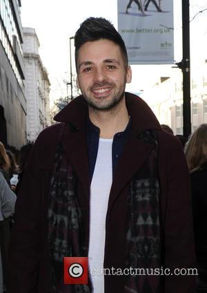 Ben Haenow - London Collections: Men - Topman Design at The Old Sorting Office - London, United Kingdom - Friday...
