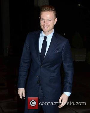 Nicky Byrne - Celebrity guests arrive at RTE Studios for 'The Late Late Show' - Dublin, Ireland - Friday 9th...
