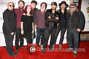 Mark Boone Junior and The Forest Rangers With Franky Perez