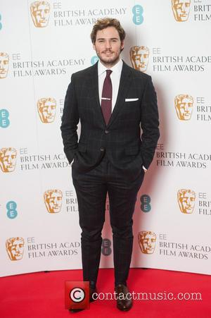 Sam Claflin - Shots from the announcement of the nominations for the EE British Academy Film Awards (BAFTAs) which was...