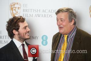 Stephen Fry and Sam Claflin