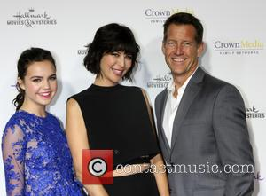 Bailee Madison, Catherine Bell and James Denton