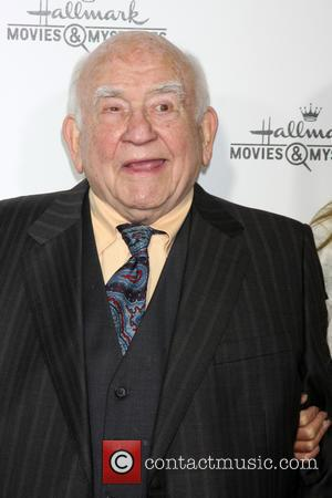 Ed Asner - Hallmark TCA Winter 2015 Party at Tournament House - Pasadena, California, United States - Friday 9th January...