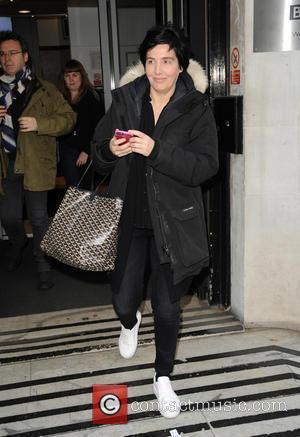 Sharlene Spiteri - Sharlene Spiteri sighting at Radio 2 - London, United Kingdom - Friday 9th January 2015