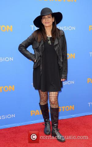 Constance Marie - Shots of a variety of stars including Paddington bear himself at the Los Angeles Premiere of 'Paddington'...