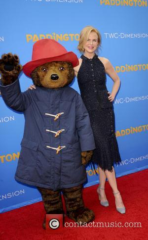 Nicole Kidman and Paddington