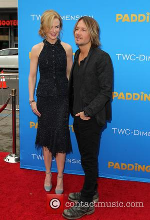 Nicole Kidman and Keith Urban - Shots of a variety of stars including Paddington bear himself at the Los Angeles...