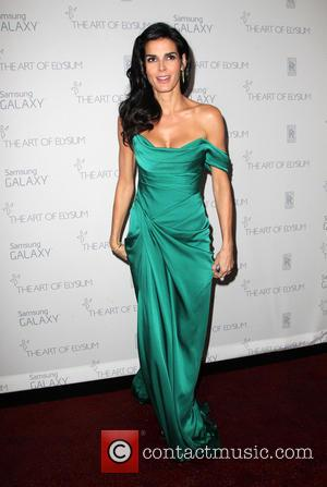 Angie Harmon - A variety of stars were snapped as they arrived for the Art of Elysium's 8th Annual Heaven...