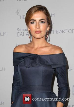 Camilla Belle - A variety of stars were snapped as they arrived for the Art of Elysium's 8th Annual Heaven...