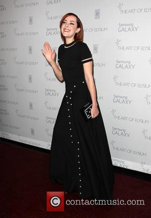 Jena Malone - A variety of stars were snapped as they arrived for the Art of Elysium's 8th Annual Heaven...