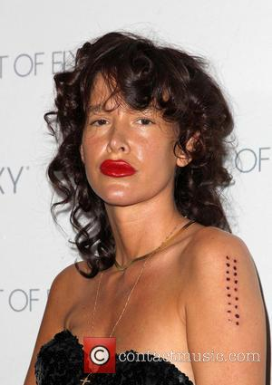 Paz de la Huerta - A variety of stars were snapped as they arrived for the Art of Elysium's 8th...