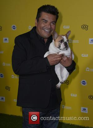 George Lopez - George Lopez hosts The World Dog Awards 2015 at Barker Hangar in Santa Monica - Arrivals at...