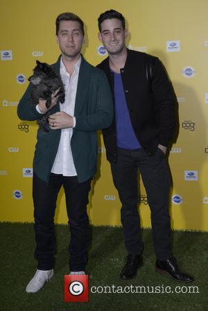 Lance Bass and Michael Turchin