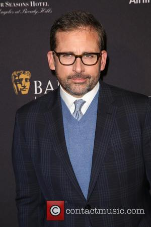 Steve Carell - A host of stars were snapped as they attended the British Academy of Film and Television Awards...