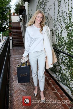 Jamie King - Celebrities leave A.O.C. restaurant after attending an event for women of W magazine at West Hollywood -...