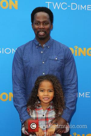 Harold Perrineau - Shots of a variety of stars including Paddington bear himself at the Los Angeles Premiere of 'Paddington'...