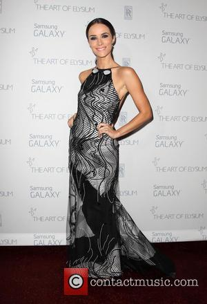 Abigail Spencer - A variety of stars were snapped as they arrived for the Art of Elysium's 8th Annual Heaven...