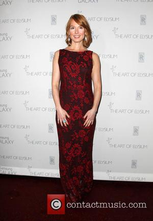 Alicia Witt - A variety of stars were snapped as they arrived for the Art of Elysium's 8th Annual Heaven...