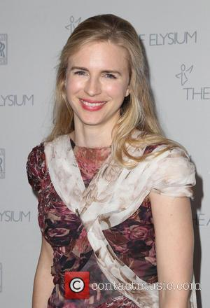 Brit Marling - A variety of stars were snapped as they arrived for the Art of Elysium's 8th Annual Heaven...