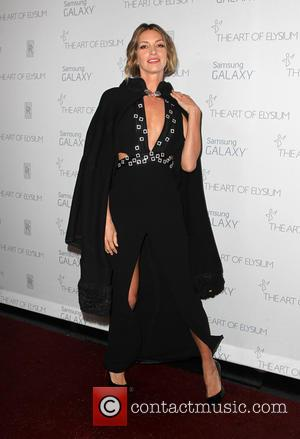 Dawn Olivieri - A variety of stars were snapped as they arrived for the Art of Elysium's 8th Annual Heaven...