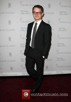 Elijah Wood - A variety of stars were snapped as they arrived for the Art of Elysium's 8th Annual Heaven...
