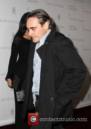 Joaquin Phoenix - A variety of stars were snapped as they arrived for the Art of Elysium's 8th Annual Heaven...