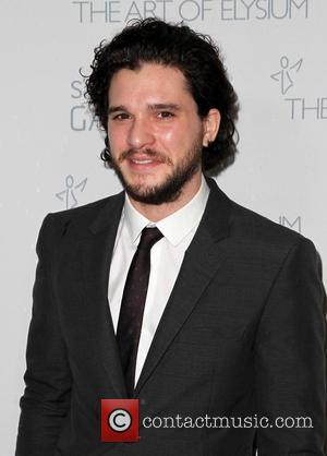 Kit Harington - A variety of stars were snapped as they arrived for the Art of Elysium's 8th Annual Heaven...