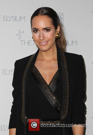 Louise Roe - A variety of stars were snapped as they arrived for the Art of Elysium's 8th Annual Heaven...