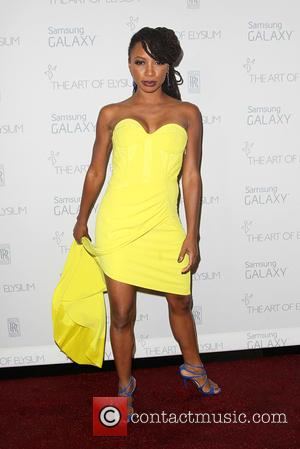 Shanola Hampton - A variety of stars were snapped as they arrived for the Art of Elysium's 8th Annual Heaven...