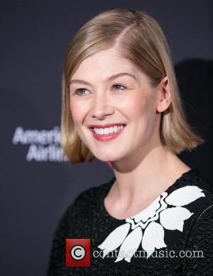 Rosamund Pike - A host of stars were snapped as they attended the British Academy of Film and Television Awards...