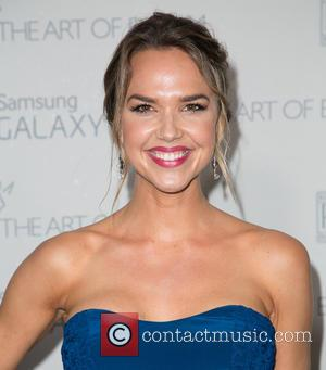 Arielle Kebbel - A variety of stars were snapped as they arrived for the Art of Elysium's 8th Annual Heaven...