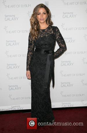 Camila Alves - A variety of stars were snapped as they arrived for the Art of Elysium's 8th Annual Heaven...
