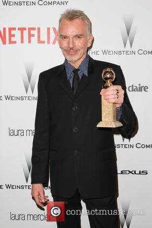Billy Bob Thornton, Golden Globe Awards, Beverly Hilton Hotel
