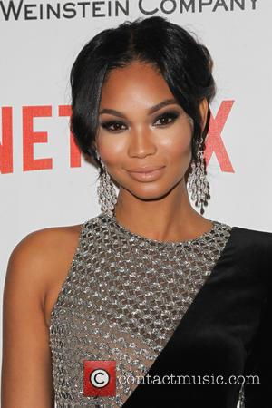 Chanel Iman - 2015 Weinstein Company and Netflix Golden Globes After Party at The Beverly Hilton Hotel at Robinsons May...