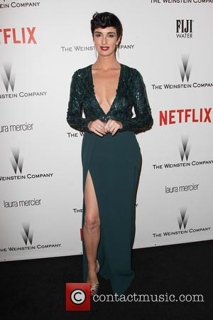 Paz Vega - 2015 Weinstein Company and Netflix Golden Globes After Party at The Beverly Hilton Hotel at Robinsons May...