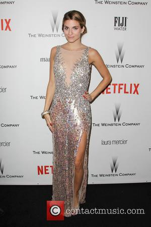 Rachel McCord - 2015 Weinstein Company and Netflix Golden Globes After Party at The Beverly Hilton Hotel at Robinsons May...