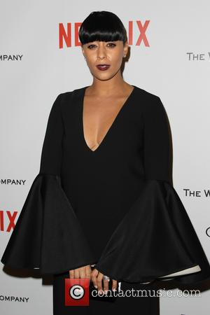 Tia Mowry - 2015 Weinstein Company and Netflix Golden Globes After Party at The Beverly Hilton Hotel at Robinsons May...