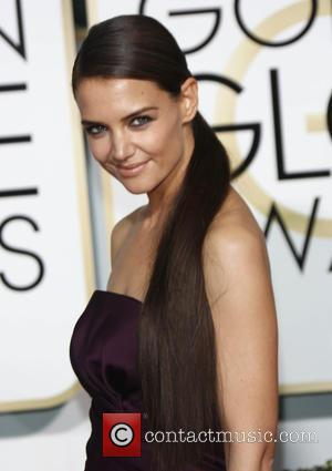 Katie Holmes - A host of stars were photographed as they took to the red carpet at the 72nd Annual...