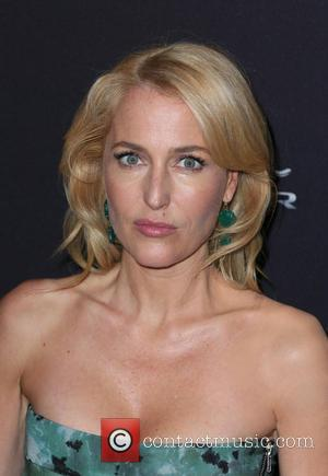 Gillian Anderson - A host of stars were snapped as they attended the British Academy of Film and Television Awards...