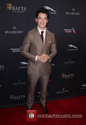 Miles Teller - A host of stars were snapped as they attended the British Academy of Film and Television Awards...